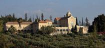 экскурсии в Израиле, монастырь Молчальников, Латрун