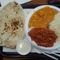 Pubjabi Tandoorのインドカレー