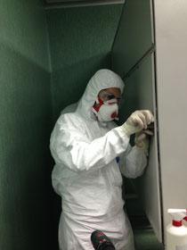 manutenzione cappe da laboratorio