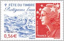 Fête du timbre 2010
