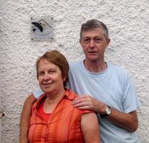 Die schwalbenfreundlichen Eheleute Reuter