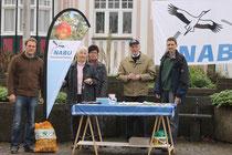 Landwirt und Aktive des Ortsvereins Gummersbach