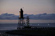 Leuchtturm Ober-Eversand in Cuxhaven (Foto: Matthias Ospelkaus)