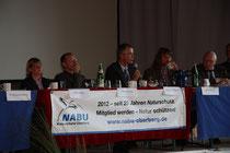 NABU Landesvorstand und NRW-Umweltminister Remmel