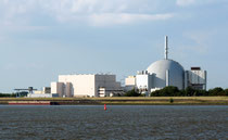Kernkraftwerk Borkdorf (Foto: Alois Staudacher)