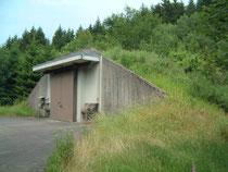 Bunkereingang MunDepot