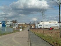Industriegebiet bei Waldbröl