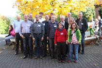 Vorstand und Bundesdelegierte  des NABU NRW