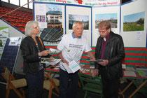 Energieberatung auf der Klimamesse Wiehl