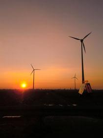 Windkraftanlage ( NABU)