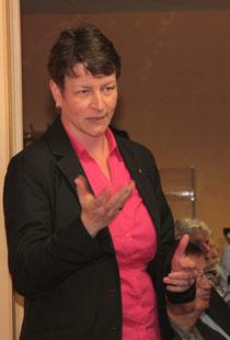 Anke Vetter, stellvertr. Bürgermeisterin Marienheide ( NABU)