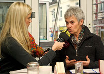Isolde Werst im Interview mit Radio Berg