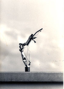 """pendancer"" gax 1979  Foto: Eva Gundlach"