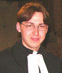 Pfarrer Mindaugas Kairys