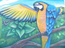 Mural, Albuquerque BioPark Zoo
