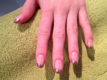 ongles gels couleurs