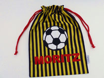 Turnbeutel Fussball BVB Borussia Dortmund Name