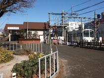 西武線 新小金井駅