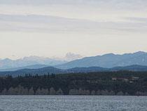 Pogled na Triglav iz Tržaškega zaliva (vir: Wikipedia, PD licenca)