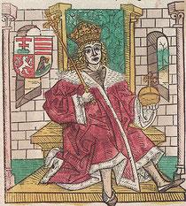 Matija Korvinski je bil vzor vsaj nekaterim pripovedkam o kralju Matjažu