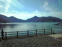 中禅寺湖はイタリア館あたりはサイコーでした!