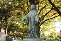 春日局像 A Statue of Kasugano Tsubone