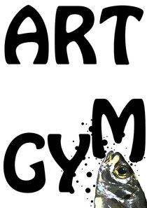 ARTGYMポスター1