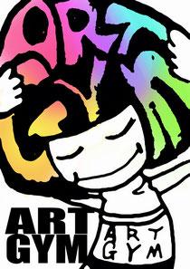 ARTGYMびら