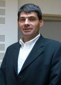 Philippe Lecomte, nouveau président du club de rugby./Photo DDM