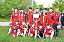 Bülach Ea Junioren vor dem Munich International Cup 2013