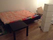 新居のセットアップは続きます。IKEA家具だらけです・・・