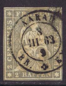 21 G    Mi.Nr.: 19