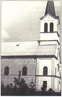 Crkva Sv. Josipa je u domovinskom ratu sravnjena sa zemljom