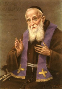 Kotorski biskup - Leopold Mandić