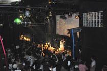 09/19 GUEST LIVE: MEG  GUEST DJ:中田ヤスタカ(capsule) / GAM-TAPE  シークレットLIVE:capsule(非公開)   テーマ:Precious Earth メイン:DENKIROK