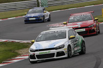 Fahnauer in Brands Hatch