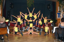 Ball des Sports 2004 - Yellow Feet Dancers