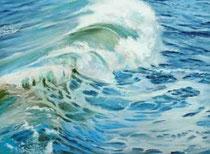 Wave-Meer-Pastell