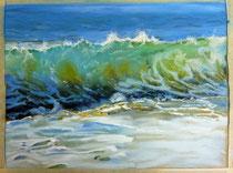 Caribbean wave, Ref.Foto Dorothea Schulz