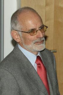 Dr. Hansjörg Streif (Foto: R. Lampe)