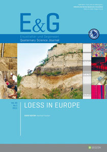 Cover E&G Quaternary Science Journal Band 60/1