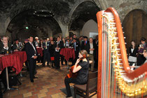 14 April 2011, Stift Klosterneuburg  Hosted by the Mayor of Klosterneuburg,  Mag. Stefan Schmuckenschlager
