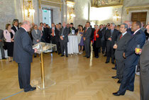 Reception at the Federal Ministry for European and International Affairs (invitation only)