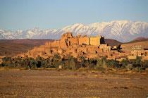 Kasbah de Tiffoultoute à Ouarzazate