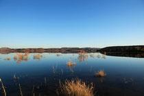 Lac El Mansour Eddhabi de Ouarzazate