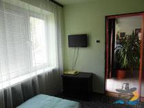 Pokój numer 3 w pensjonacie Villa Banita w Ustce.
