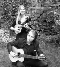 """Amsterdams Gitaar & Mandoline Duo"""