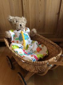 Rita und ihr Teddyschlafsack