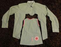 Hemd wird Kleid