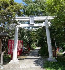 八重垣稲荷神社(小金井市)